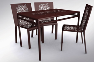Design mobilier de Jardin garden furniture design