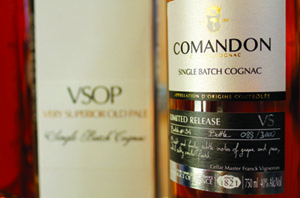 Packaging cognacs