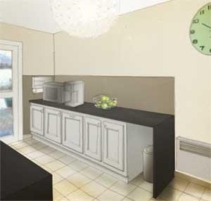 Aménagement cuisine Advisory mission of Kitchen planning