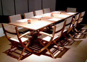 mobilier de jardin Adis Design for Adis garden furniture