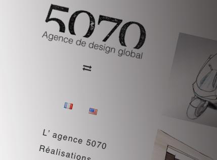 Nouveau site 5070