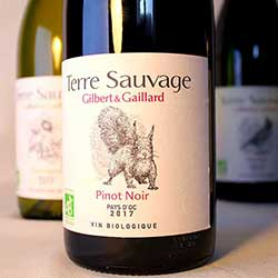 Packaging Terre Sauvage