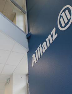 Aménagement d'une agence Allianz