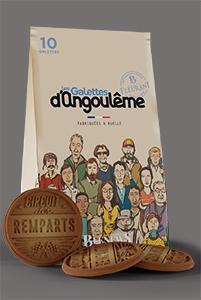 Les Galettes d'Angoulême
